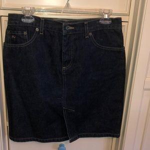Marc Jacobs Denim mini skirt 6